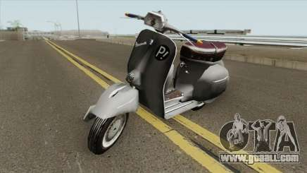 Vespa 180SS for GTA San Andreas