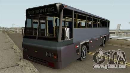 Bus (Coach Edition) V3 - Onibus Urbano for GTA San Andreas