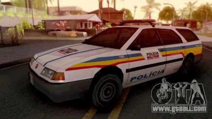 Copcarsf Policia MG for GTA San Andreas