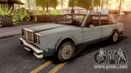 Greenwood GTA VC Xbox for GTA San Andreas