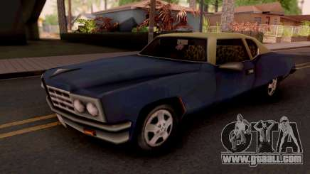 Yardie Lobo GTA III for GTA San Andreas