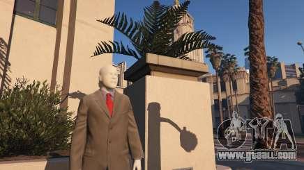 Slender Man V3.0 for GTA 5