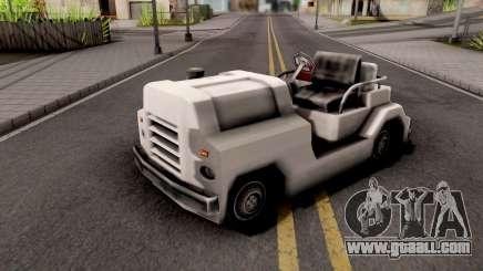 Baggage Handler GTA VC Xbox for GTA San Andreas