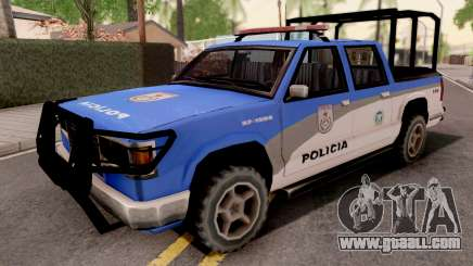 Yosemite Military Police of Rio de Janeiro for GTA San Andreas
