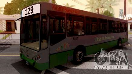Metalpar Iguazu 1718 S-LB Linea 129 Mision Bueno for GTA San Andreas