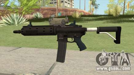 Carbine Rifle GTA V Tactical (Extended Clip) for GTA San Andreas