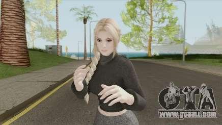 Helena Casual for GTA San Andreas