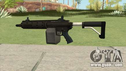 Carbine Rifle GTA V Flashlight (Box Clip) for GTA San Andreas