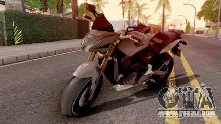Honda CB Hornet 160R for GTA San Andreas
