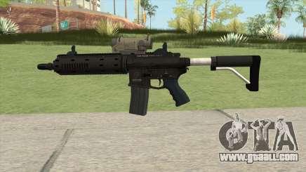 Carbine Rifle GTA V Tactical (Default Clip) for GTA San Andreas