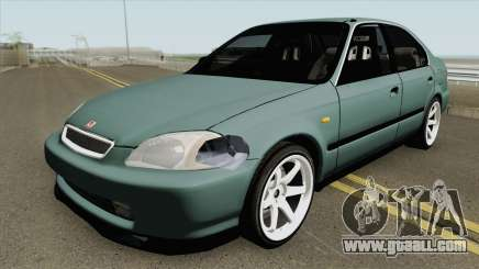 Honda Civic 1998 Edit for GTA San Andreas