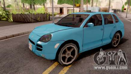 Porsche Cayenne 2006 for GTA San Andreas