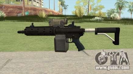 Carbine Rifle GTA V Tactical (Box Clip) for GTA San Andreas