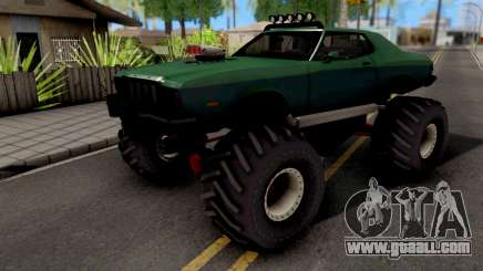 Ford Gran Torino Monster Truck 1975 for GTA San Andreas