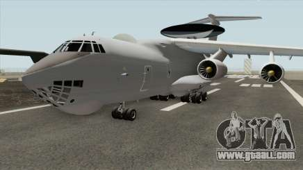 Phalcon AWACS Indian Air Force for GTA San Andreas