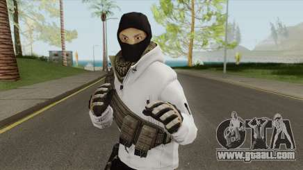 Arctic Leet Skin V2 (Counter-Strike Online 2) for GTA San Andreas