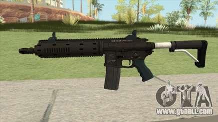Carbine Rifle GTA V Flashlight (Default Clip) for GTA San Andreas