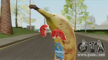 Banana Boxer for GTA San Andreas