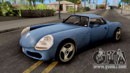 Stinger GTA III Xbox for GTA San Andreas