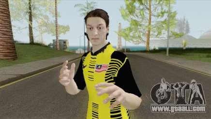 Jersey Malaysia for GTA San Andreas