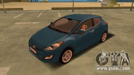 2013 Hyundai i30 3-door for GTA San Andreas