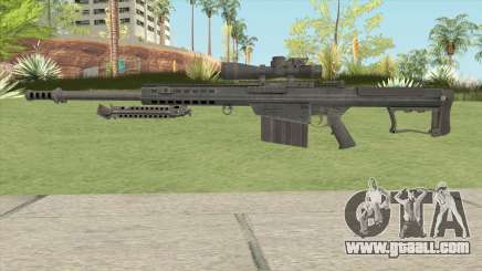 COD:OL Barrett M82 for GTA San Andreas