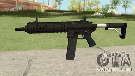 Vom Feuer Carbine Rifle GTA V (Extended Clip) for GTA San Andreas