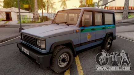 UAZ-3170 FSB for GTA San Andreas