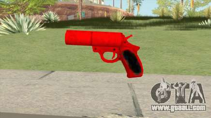 Flare Gun (PUBG) for GTA San Andreas