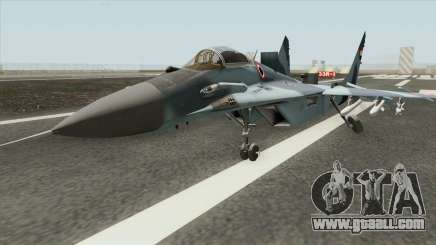 MIG-35 Egypt Navy for GTA San Andreas