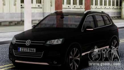Volkswagen Touareg 2013 for GTA San Andreas