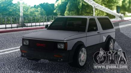 GMC Typhoon 1993 for GTA San Andreas