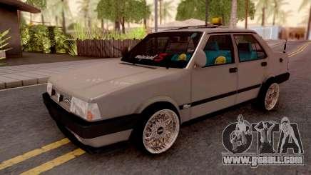 Tofas Dogan SLX 2001 for GTA San Andreas