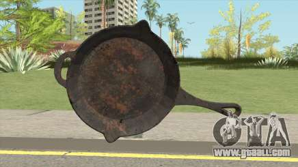 Bulletproof Pan (PUBG) for GTA San Andreas