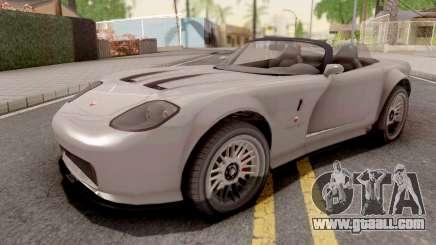 Bravado Banshee GTA 5 for GTA San Andreas