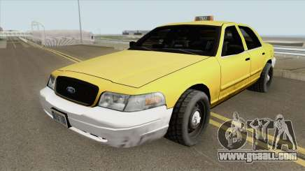 Ford Crown Victoria - Taxi v2 for GTA San Andreas