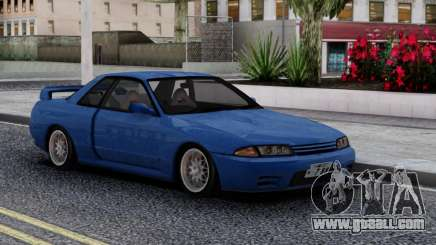 Nissan Skyline GT-R R32 Coupe for GTA San Andreas