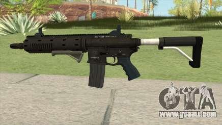 Carbine Rifle GTA V Grip (Deafult Clip) for GTA San Andreas