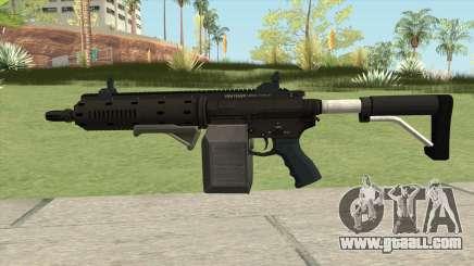 Carbine Rifle GTA V Grip (Box Clip) for GTA San Andreas