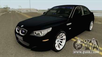 BMW 530 Policija BiH (PRESRETAC) for GTA San Andreas