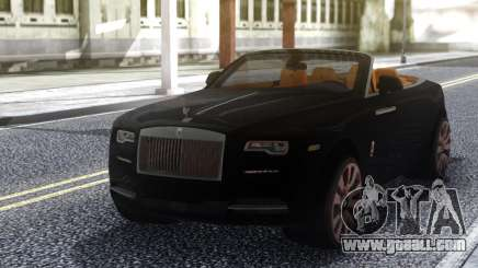 Rolls-Royce Dawn Black for GTA San Andreas