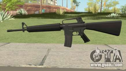 M16A2 Default Design (Stock Mag) for GTA San Andreas