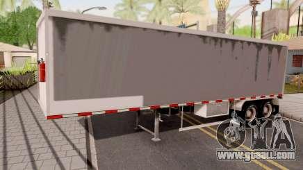 Trailer Fugon for GTA San Andreas