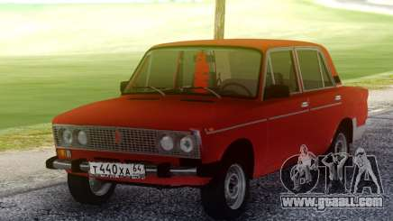 VAZ 2103 Red Sedan for GTA San Andreas