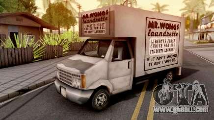 Mr.Wongs GTA III for GTA San Andreas