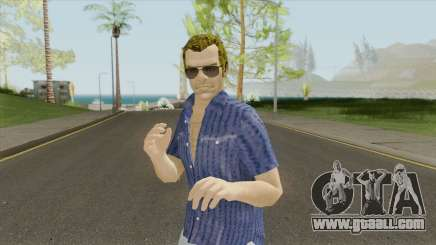Vercetti Gang Member V1 for GTA San Andreas