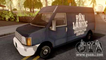 Panlantic GTA III Xbox for GTA San Andreas