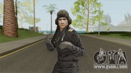 Tankman for GTA San Andreas
