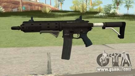 Carbine Rifle GTA V Grip (Extended Clip) for GTA San Andreas
