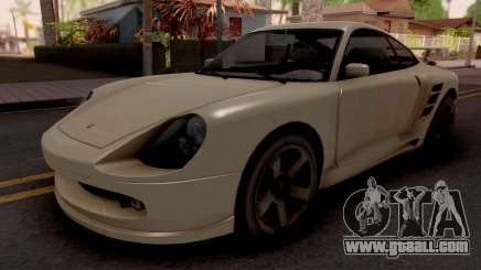 Pfister Comet GTA 5 for GTA San Andreas